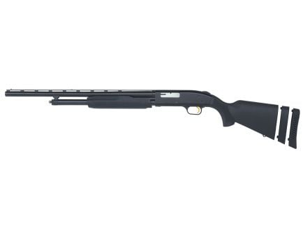 Mossberg 500 Left-Handed Youth Super Bantam 20 Gauge Pump-Action Shotgun, Black - 59822