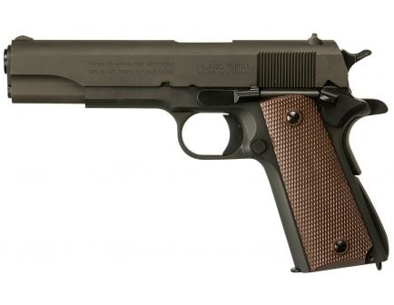 Inland 1911 A1 Government 45 ACP 7+1 Pistol, Parkerized - ILM1911