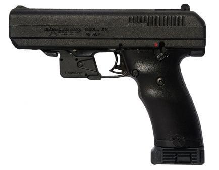 Hi-Point 45 ACP 9+1 Round Semi Auto Striker Fire Handgun, Black - 34510LLTGM