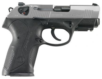 Beretta Px4 Storm Compact Inox 40 S&W Pistol 12 Round, Satin Stainless - JXC4F51