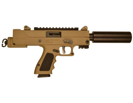 Masterpiece Arms Defender 9mm 17+1 Pistol, Black - MPA30DMG