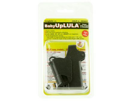 Maglula BabyUpLULA .22lr to .380 ACP Universal Pistol Magazine Loader, Black - UP64B