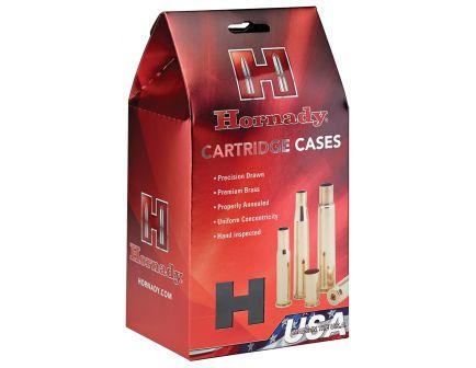 Hornady .44 Rem Mag Unprimed Brass Cartridge Case, 100/pack - 8750