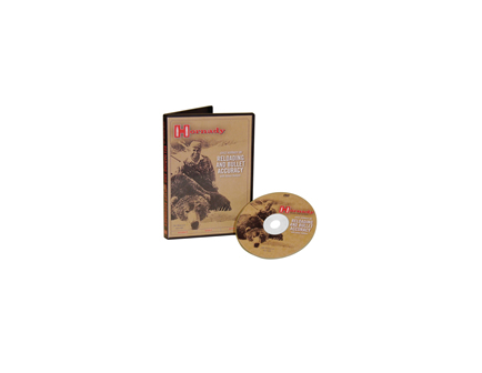 Joyce Hornady Reloading DVD---9979