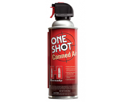 Hornady One Shot Canned Air 10oz 99900