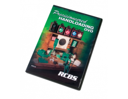 RCBS Precisioneered Handloading DVD