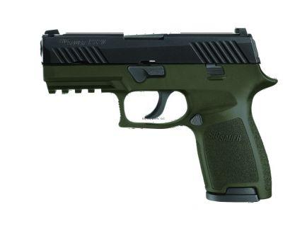 Sig Sauer Pistol P320C 9mm Compact SigLite Sights 320C-9-TSS-ODG