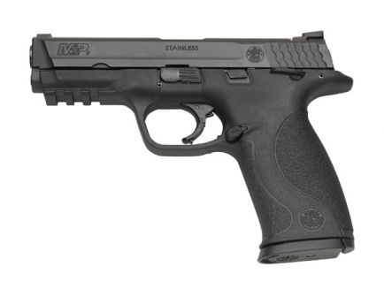 Smith & Wesson M&P 9mm Full Size with Thumb Safety 206301