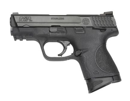 "Smith & Wesson M&P9C 9mm 3.5"" Barrel w/ Thumb Safety 206304"