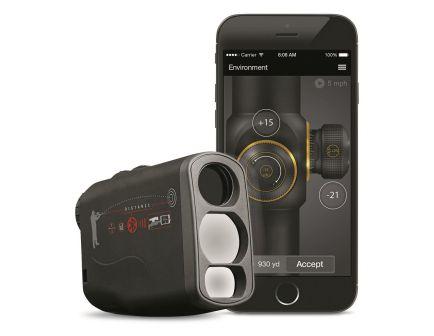 ATN Laser Ballistics 1500 Digital Rangefinder with Bluetooth - LBLRF1500B