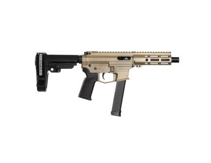 """Angstadt Arms UDP-9 9mm 6"""" SBA3 Pistol, FDE - AAUDP09BF6"""