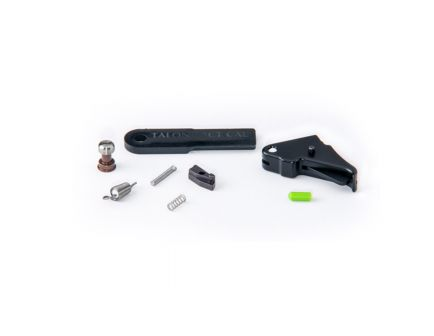Apex Flat-Faced Action Enhancement Trigger & Duty/Carry Kit for M&P Shield - 100-132