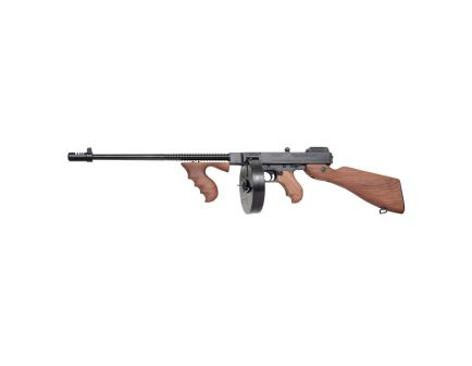 Auto Ordnance 1927A-1 Deluxe Thompson .45 ACP Rifle with 50 Round Drum Magazine - T150D