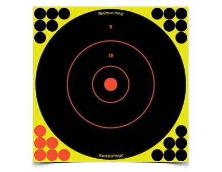 """Birchwood Casey Shoot-N-C 12"""" Bull's Eye, 12 Targets - 34022"""