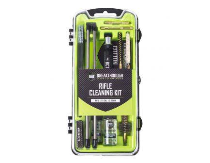 Breakthrough Clean Technologies Vision Series Rifle Cleaning Kit, AR-15 - BT-CCC-AR15