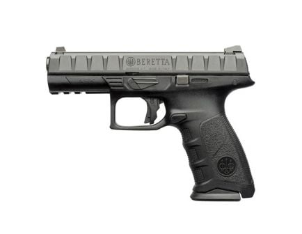"Beretta APX 9mm 4.25"" Striker Fired Pistol, Black - JAXF921"