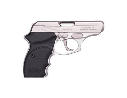 Bersa Thunder Concealed Carry .380 ACP Pistol, Satin Nickel - THUN380NKLCC