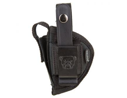 Bulldog Extreme Belt and Clip Ambidextrous Nylon Holster, Size 33 - FSN-33