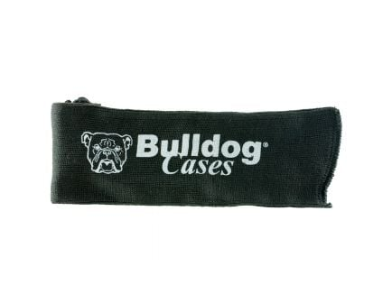 "Bulldog Cases 52"" Scoped Rifle & Shotgun Sock, Black - BD156"
