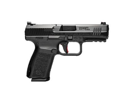 Canik TP9SF Elite 9mm Pistol, Black - HG3898-N