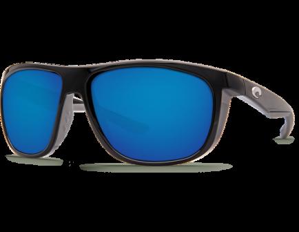 Costa Kiwa 400G Blue Mirror/Black Matte Frame Sunglasses - KWA 111 BMGLP