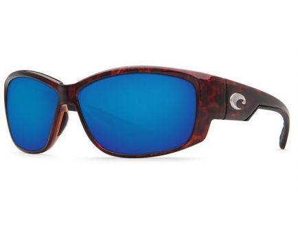 Costa Luke 400G Blue Mirror/Tortoise Frame Sunglasses - LK 10 BMGLP