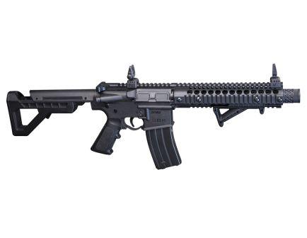 Crosman DPMS SBR Full Auto BB Gun, Black - DSBR