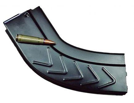 D&H 7.62x39mm 30 Round AR-15 Magazine, Black - DHT-11316