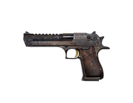 Magnum Research Desert Eagle .50 AE Pistol, Case Hardened - DE50CH