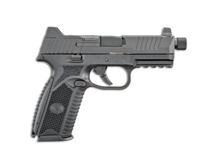 "FN 509 Tactical 9mm 4.5"" Threaded Barrel Pistol, Black - 66-100375"