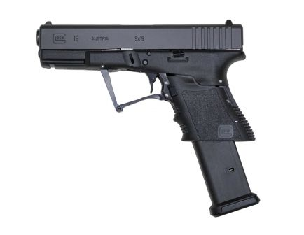 Full Conceal M3D Folding Glock 19 GEN4 with 21 Round Magazine - M3DF4