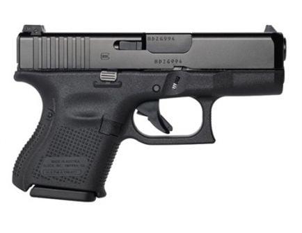Glock 26 Gen 5, 9mm Pistol - UA2650201
