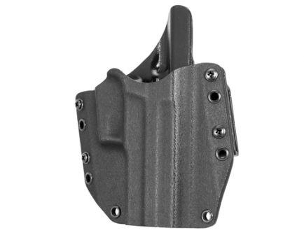 MFT Holster Smith & Wesson M&P Shield 9mm/40cal - Black - HSWSHSOWB-BL