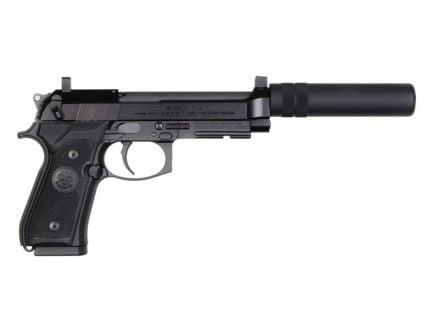 Beretta 92FSR .22 LR Suppressor Ready Kit, Black - J90A192FSRF19SK