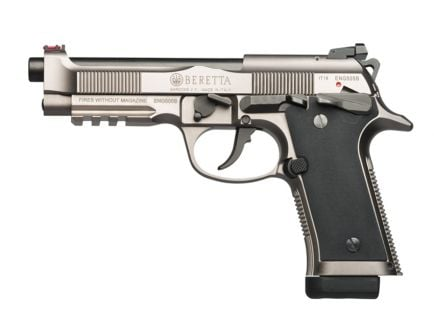 "Beretta 92X Performance 9mm 4.9"" Pistol - J92XR21"