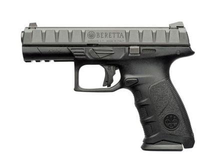 Beretta APX Full Size 9mm 10 Round Pistol, Black - JAXF920