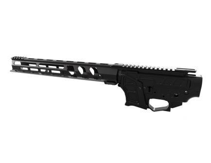 "Lead Star Arms PCC/AR-9 Receiver Set with 11"" Ravage Handguard, Black"