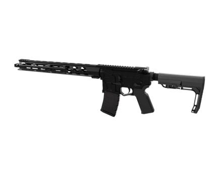 "Lead Star Arms Barrage 16"" .223/5.56 NATO AR-15 Rifle with 17"" Ultralight Handguard, Black"