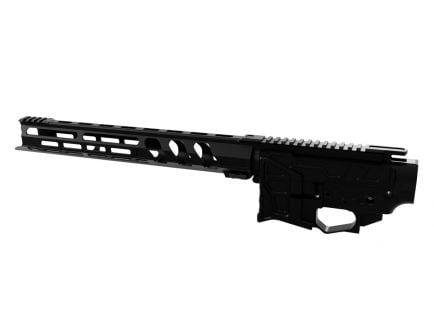 "Lead Star Arms LSA-15 AR-15 Receiver Set with 15"" Ravage Handguard, Black"