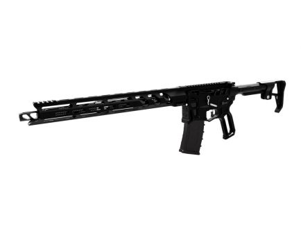 "Lead Star Arms Prime 16"" Carbon Fiber Wrapped Mid Length .223 Wylde AR-15 Rifle, Black"