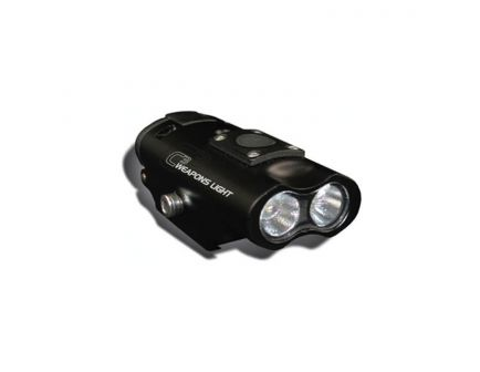 Lucid C3 Rail Mounted 300 Lumen Weapon Light - L-C3-LIGHT