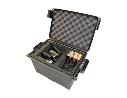 MTM Tactical 4 Handgun Case, Dark Grey - TPC4