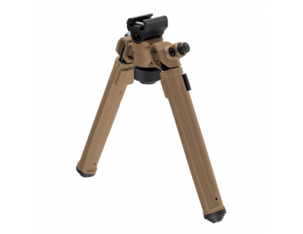 Magpul Bipod for 1913 Picatinny Rail Style Adapter, Flat Dark Earth - MAG941-FDE