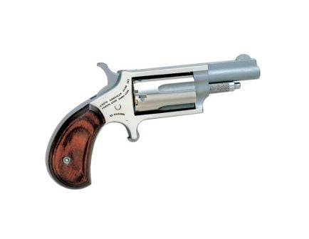 """North American Arms .22 WMR 1.63"""" Revolver with .22 LR Conversion Cylinder - NAA-22MC"""