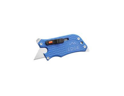 Outdoor Edge Slidewinder Knife, Blue - SWU-20C