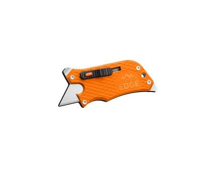 Outdoor Edge Slidewinder Knife, Orange - SWB-10C