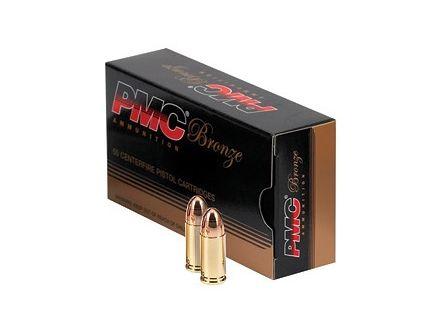 PMC Bronze .40 S&W 165 gr FMJ 50 Rounds Ammunition - 40D