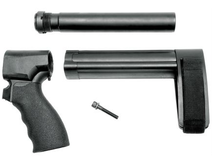 SB Tactical Mossberg 590 SBL Kit, Black - 590-SBL-01-SB