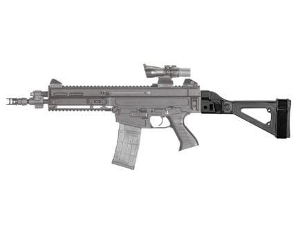 SB Tactical SBT805 Side Folding Brace, Black Fits CZ Bren 805 - SBT805-01-SB