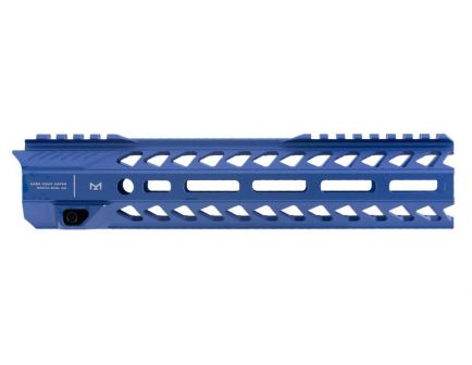 "Strike Industries Rail 10"" M-Lock Handguard in Blue"